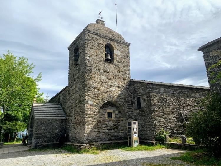 Camino De Santiago: Iglesia de Santa Maria a Real