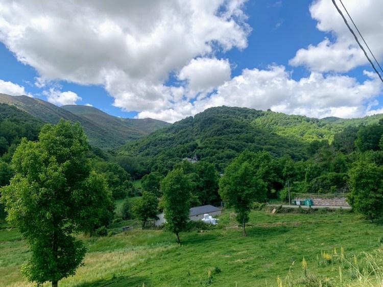 Camino De Santiago: Road to Valcarce