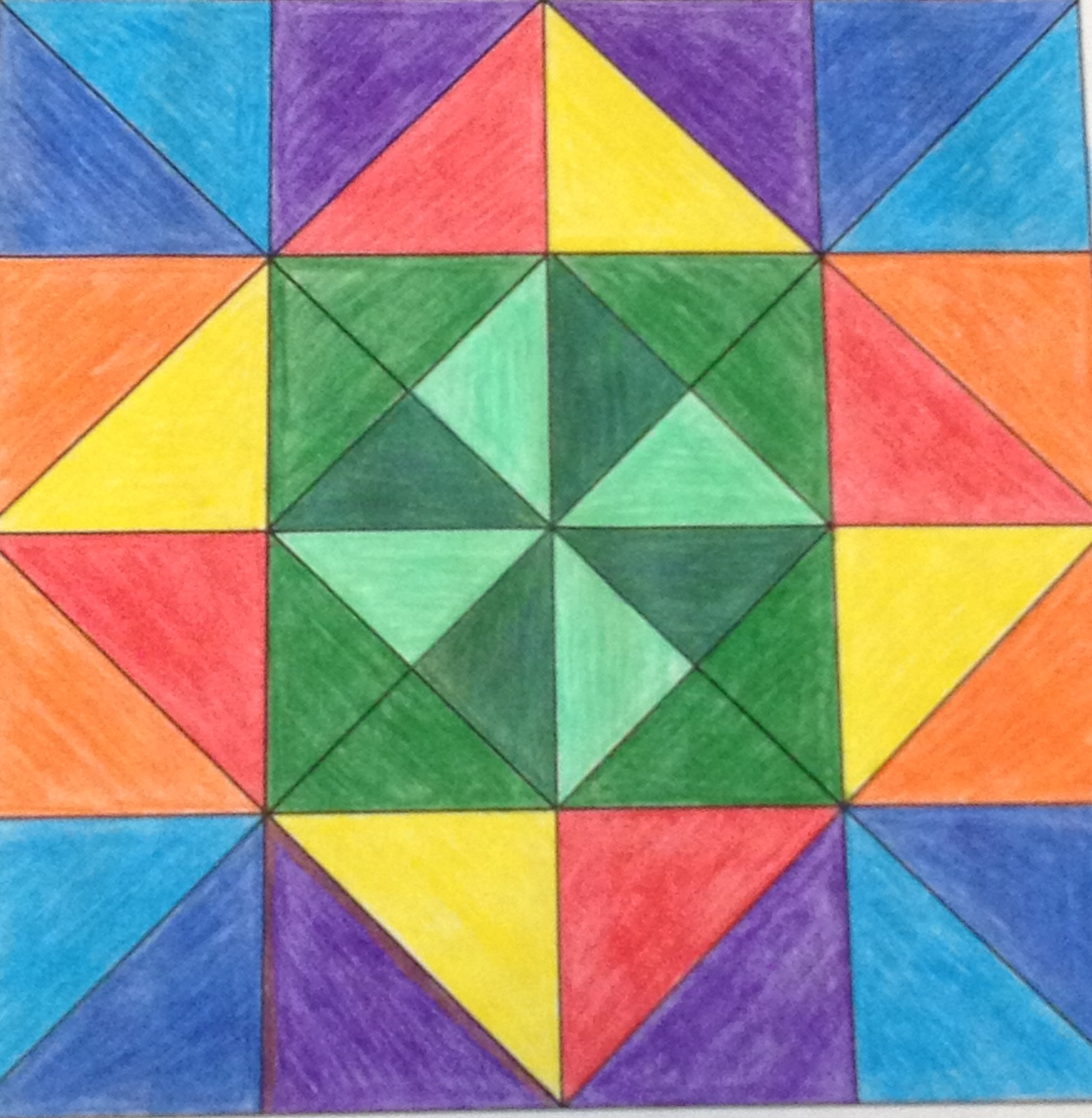 Fun With Colors And Patterns