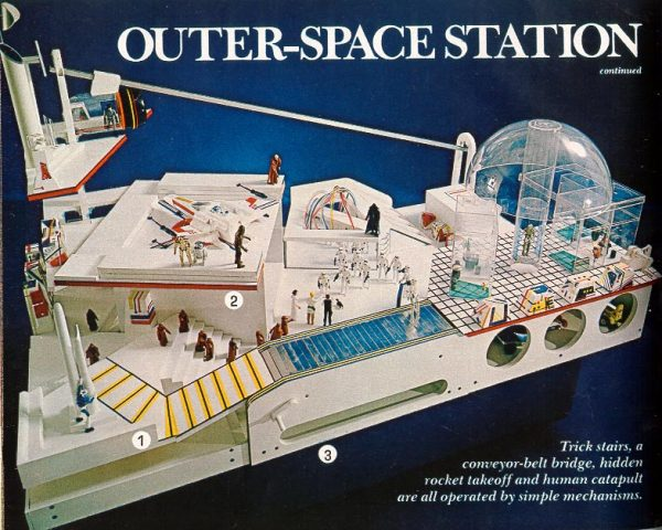 The Woman's Day Star Wars Playset