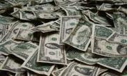 money floor ones and fives
