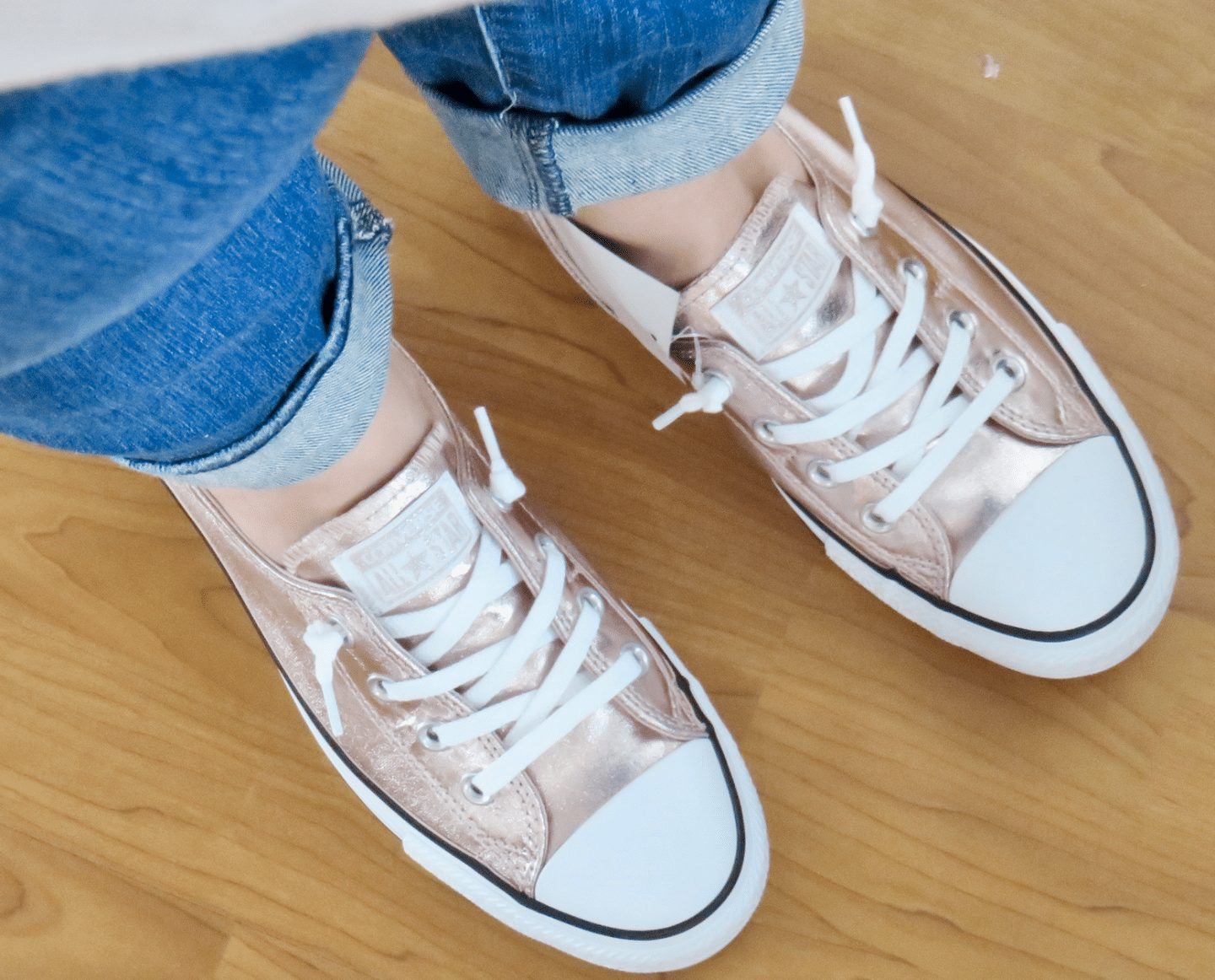Converse Shoreline Rose Quartz