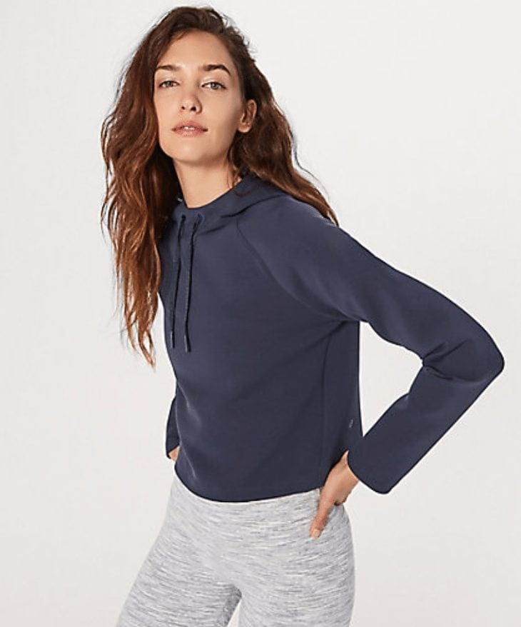 Tech Lux Pullover