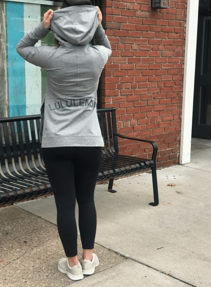 Lululemon Cut Above Hoodie *Expression