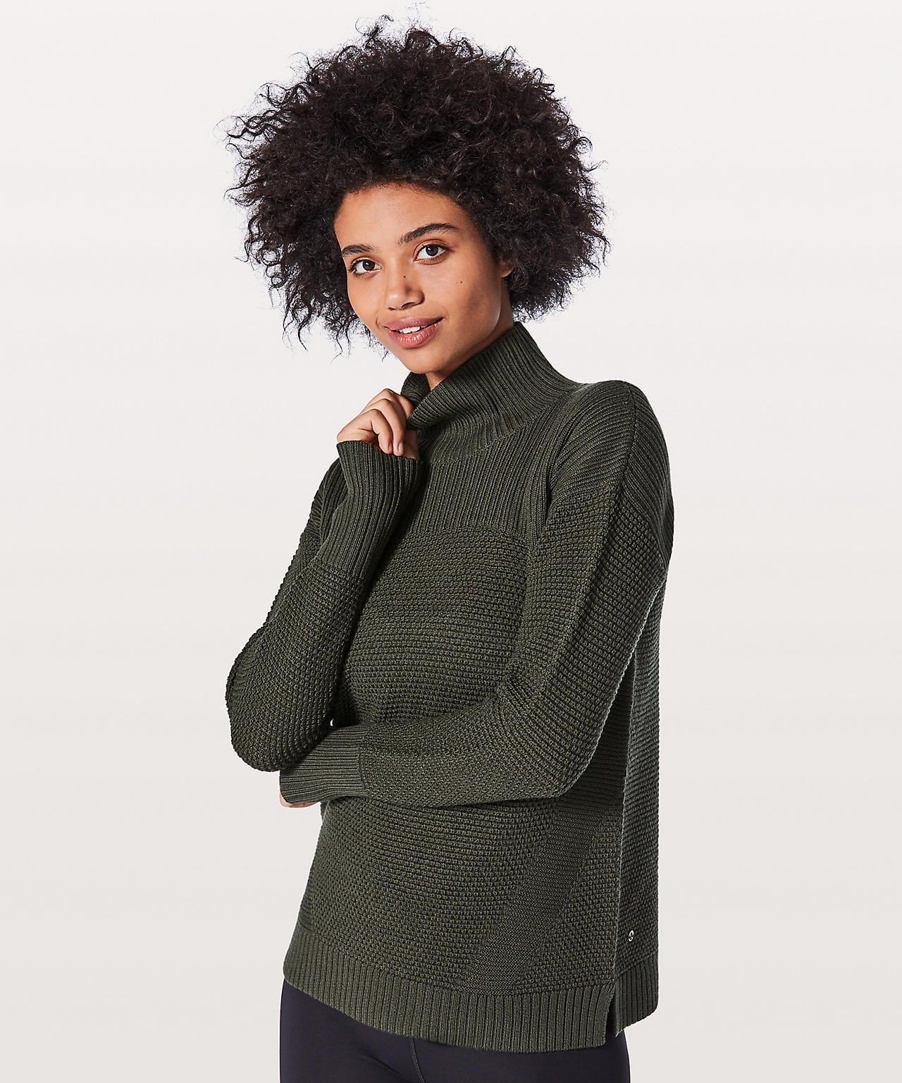 Warm & Restore Sweater