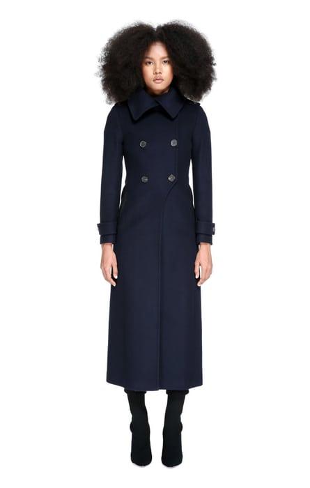Meghan Markle Wool Coat