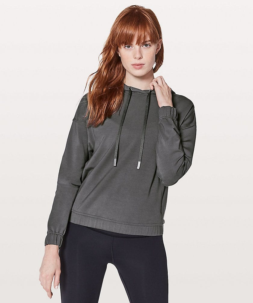 Twisted And Tucked Pullover