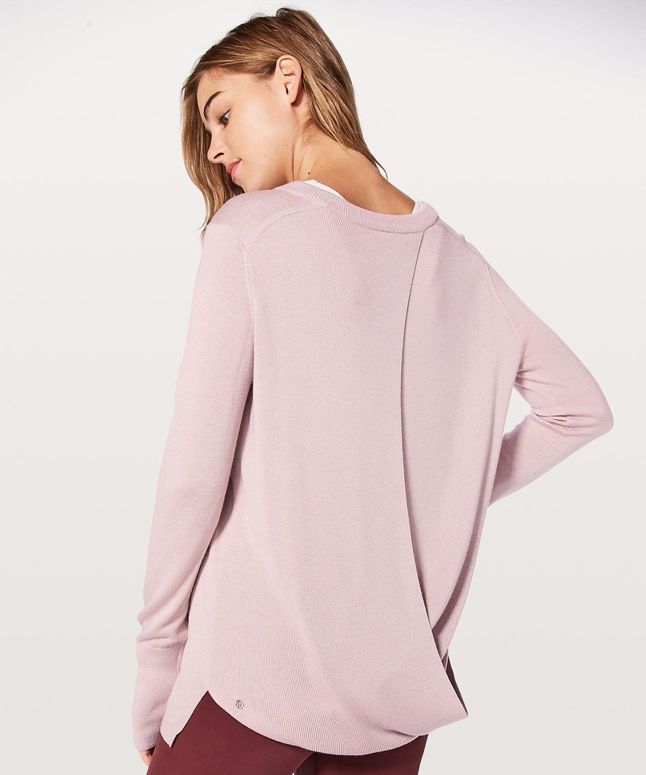 Bring It Backbend Sweater