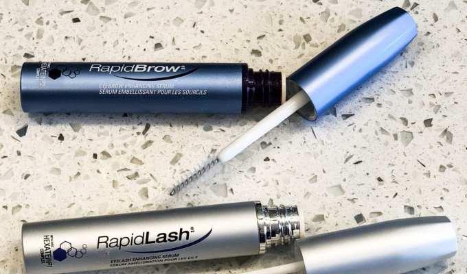 Rapid Lash, Rapid Brow