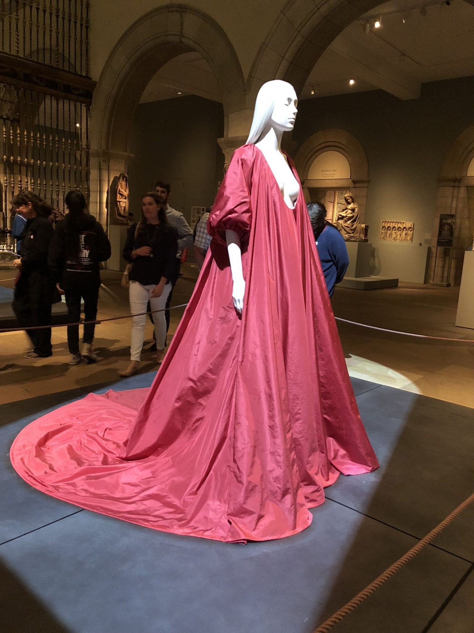 Heavenly Bodies: Fashion and the Catholic Imagination, Metropolitan Museum