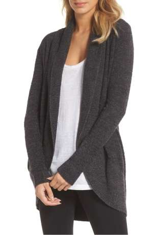 CozyChic Lite® Circle Cardigan BAREFOOT DREAMS® 2018 Nordstrom Anniversary Sale