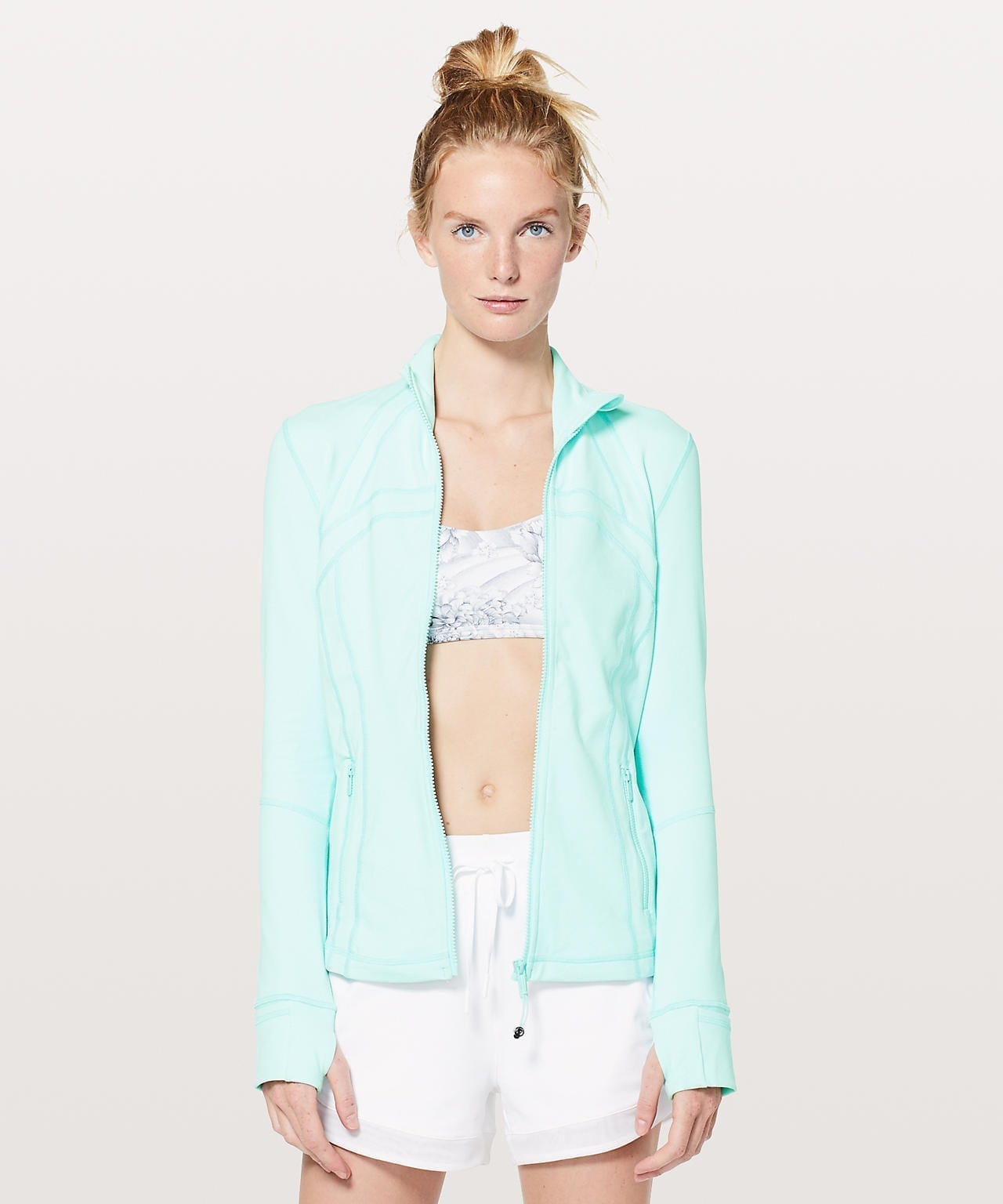Lululemon Define Jacket, Frosty