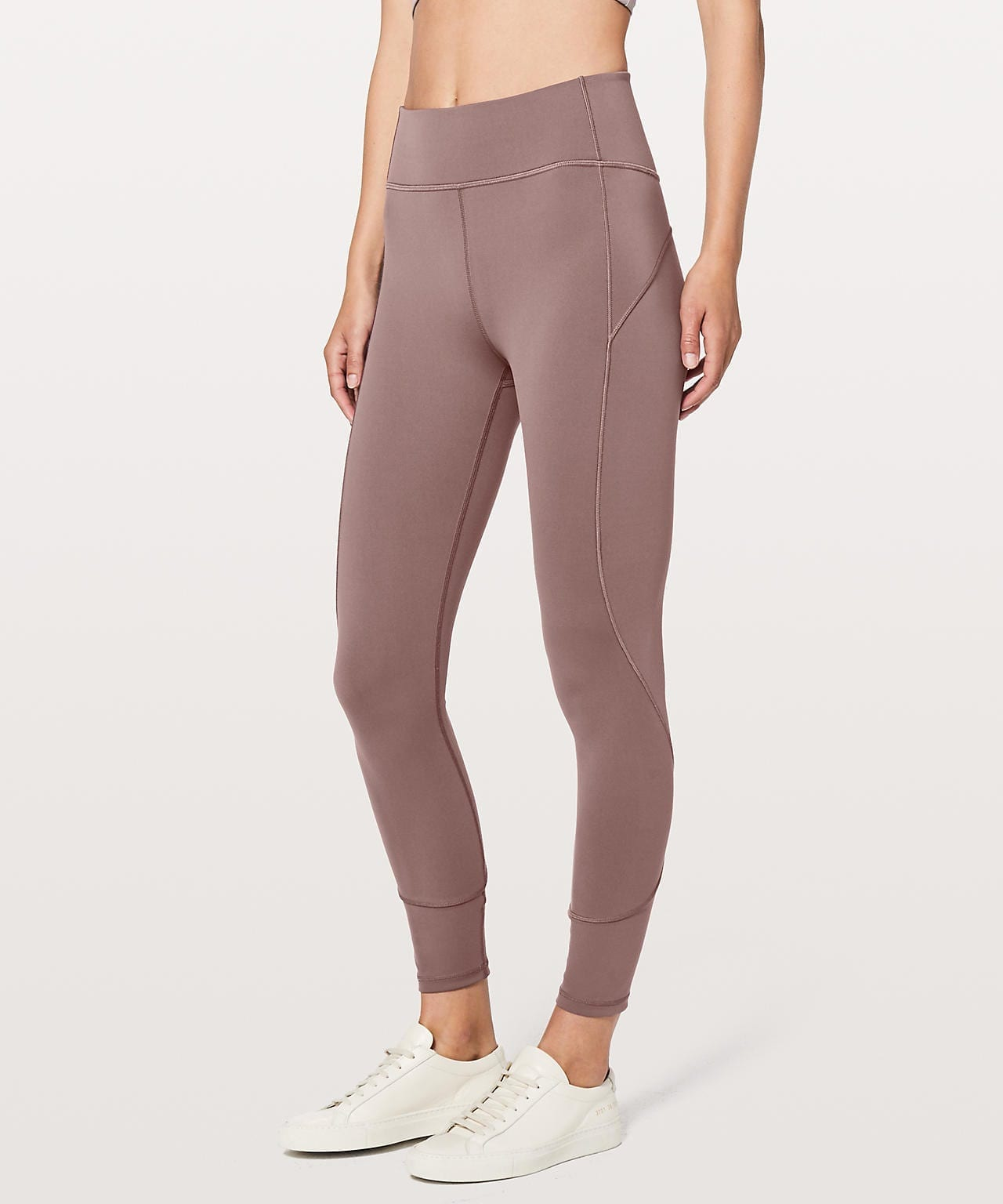 Lululemon In Movement 7:8 Tight Antique Bark