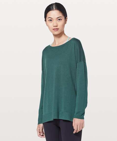 Lululemon Well Being Sweater
