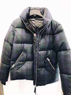 Mackage Plaid Water Repellent Down Jacket, Nordstrom Anniversary Sale 2018 Fitting Room Try-Ons