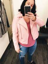 Nordstrom Anniversary Sale 2018 Fitting Room Try-Ons, Ted Baker Lizia Biker Jacket