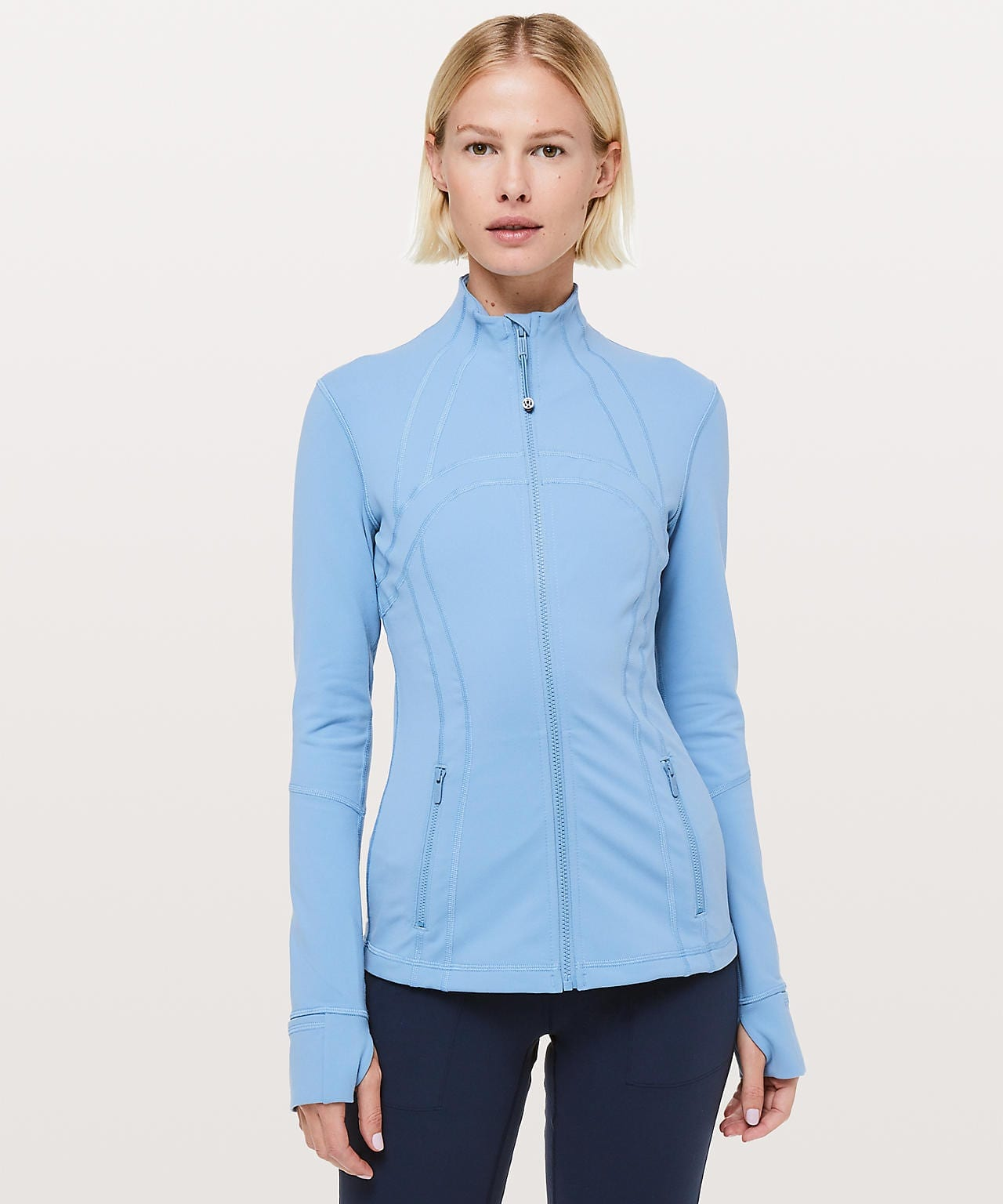 Define Jacket, Cascade Blue
