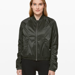 Above The Clouds Jacket Evergreen