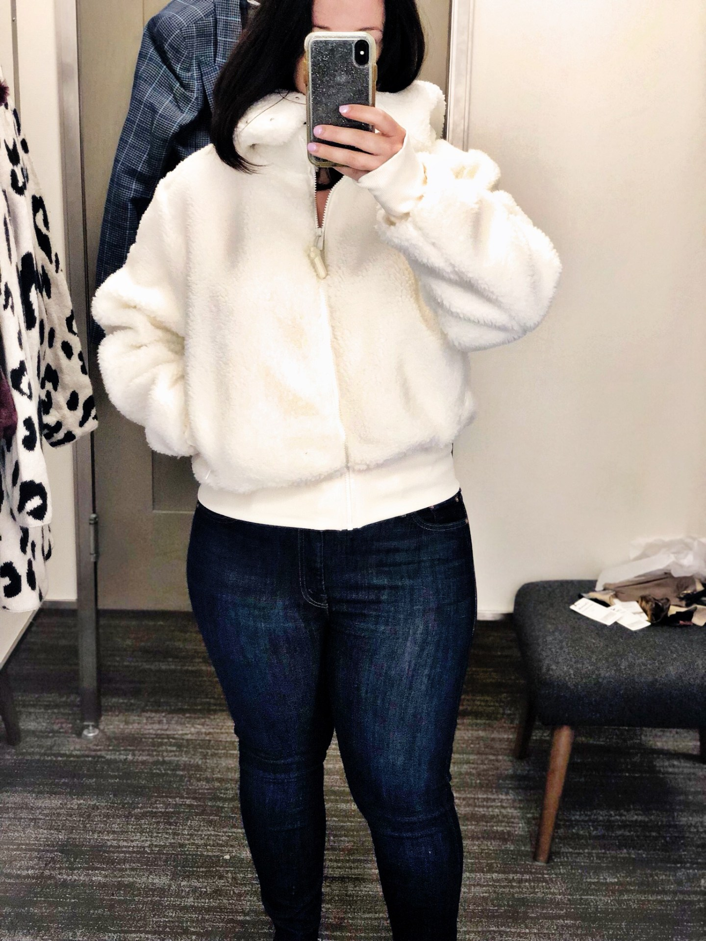 Anniversary Sale 2019   Alo Yoga Foxy Faux Fur Jacket