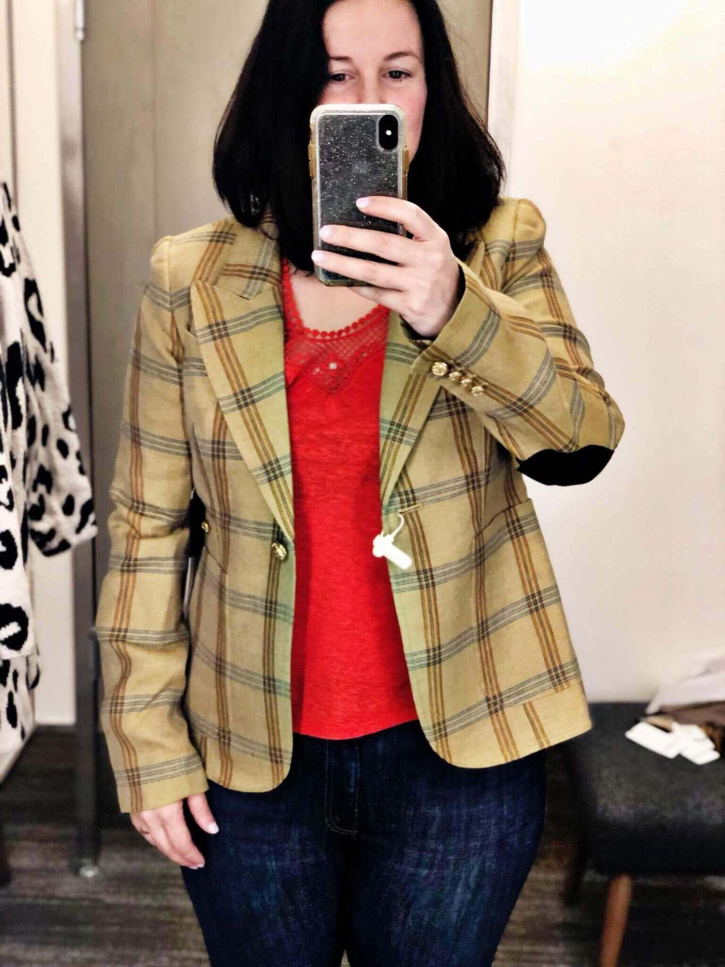 Anniversary Sale Dressing Room Try-Ons   Smythe Blazer, Smythe Duchess Blazer