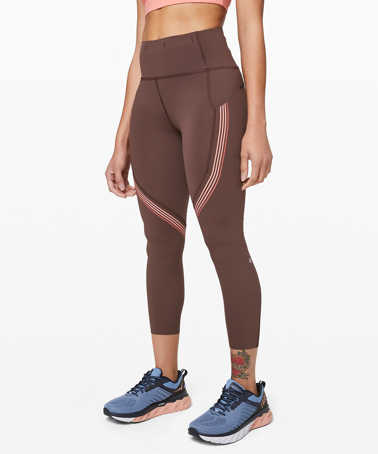 Speed Limit Crop   What's New At Lululemon