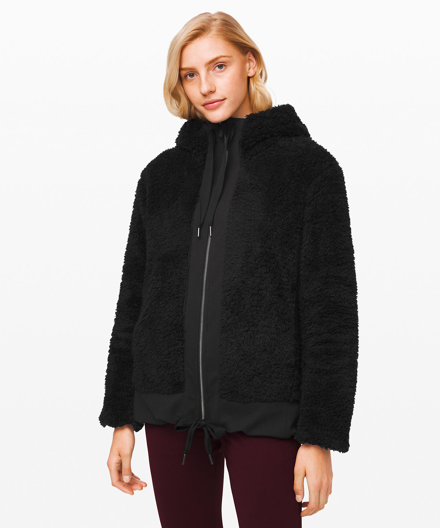 Warmth Restore Sherpa Full Zip