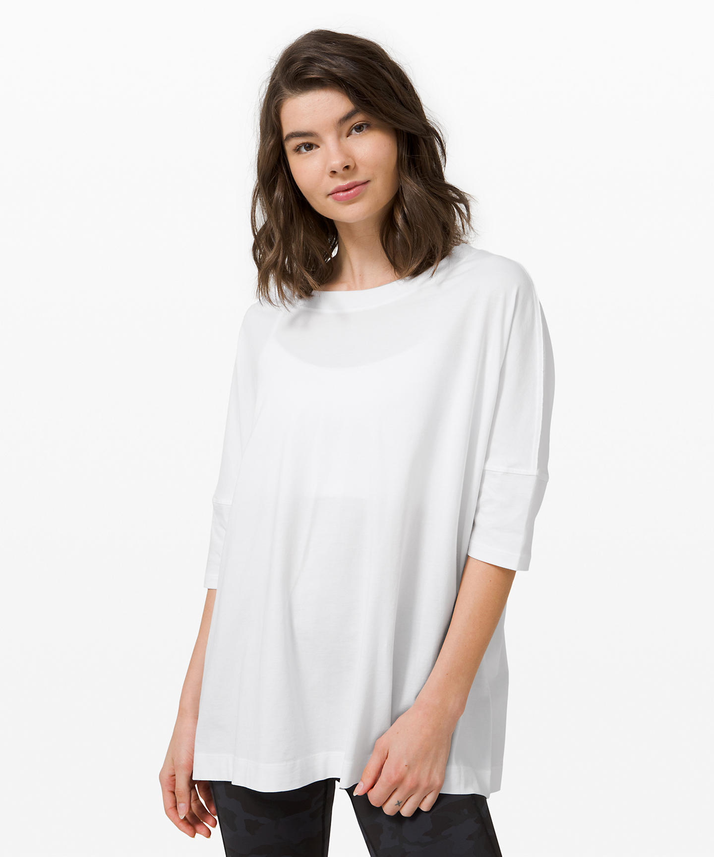 All Yours Boyfriend Box Tee, Lululemon