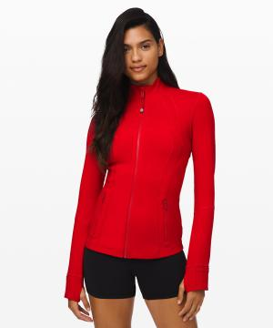 Define Jacket Dark Red