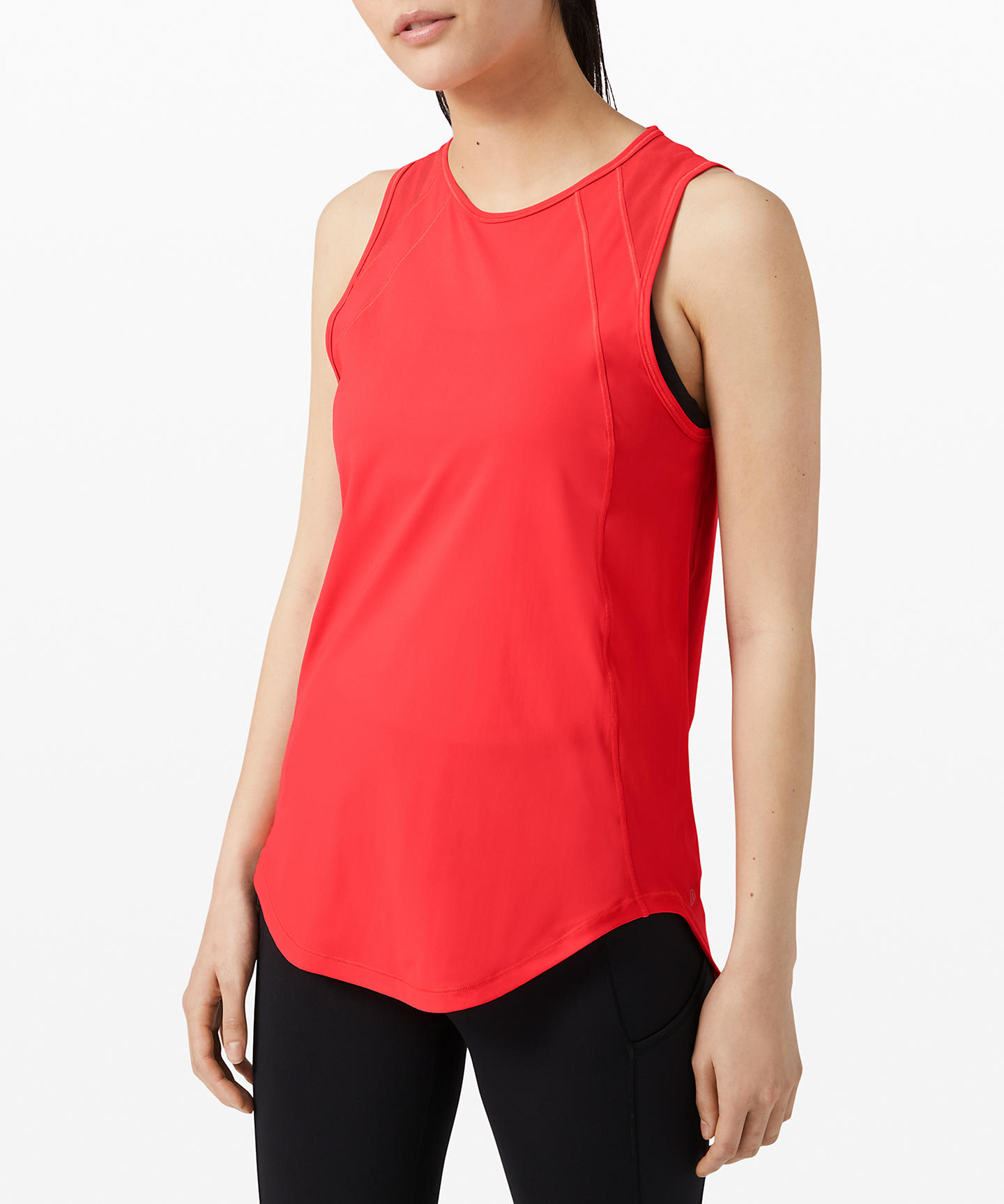 Sculpt Tank_carnation red_lululemon Upload