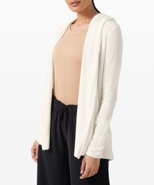 Sundown Sweater Wrap_antique white