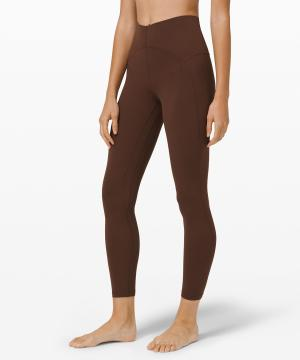 Unlimit High-Rise Tight 25 brown earth