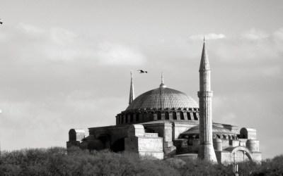 La rose et la tulipe, carnet de voyage à Istanbul