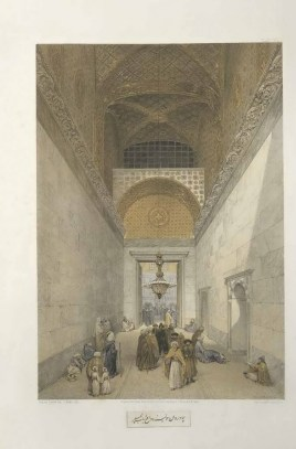 Gaspare Fossati - Aya Sofia of Constantinople - London (1852) - 008