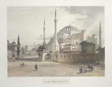 Gaspare Fossati - Aya Sofia of Constantinople - London (1852) - 024
