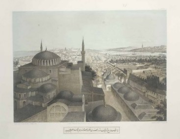 Gaspare Fossati - Aya Sofia of Constantinople - London (1852) - 028
