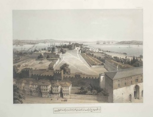Gaspare Fossati - Aya Sofia of Constantinople - London (1852) - 029