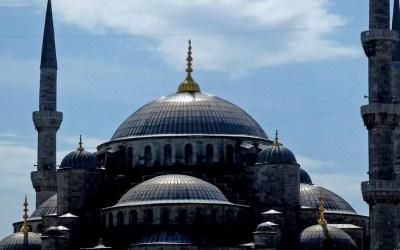 La rose et la tulipe, carnet de voyage à Istanbul 10 : Au pied de Sultan Ahmet Camii, la majestueuse MosquéeBleue