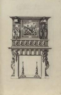 5 - Jacques Ier Androuet du Cerceau - Second livre d'architecture… contenant les plans & dessaings de cinquante bastimens tous differens