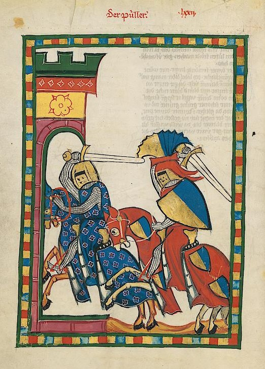 Codex Manesse - page 253v