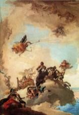 L'apothéose d'Hercule - Giambattista Tiepolo