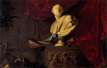 Les attributs des arts - Jean-Baptiste-Siméon Chardin