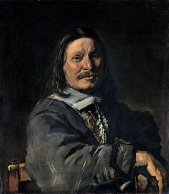 Portrait d'homme - Franz Hals