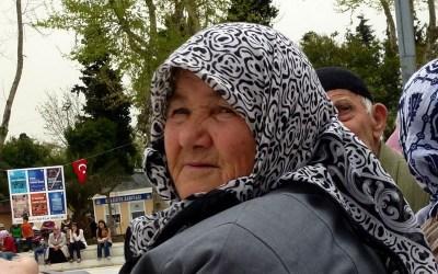 La rose et la tulipe, carnet de voyage à Istanbul 20 : Visages de Stambouliotes