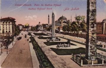Vieilles cartes postales - Istanbul - 08 - L'hippodrome