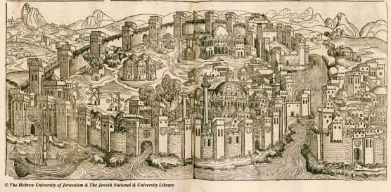 01 - Hartmann Schedel - Liber chronicarum CXXX - 1493