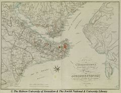 14 - F. Kauffer et I.B. Lechevalier - Plan de Constantinople - 1807