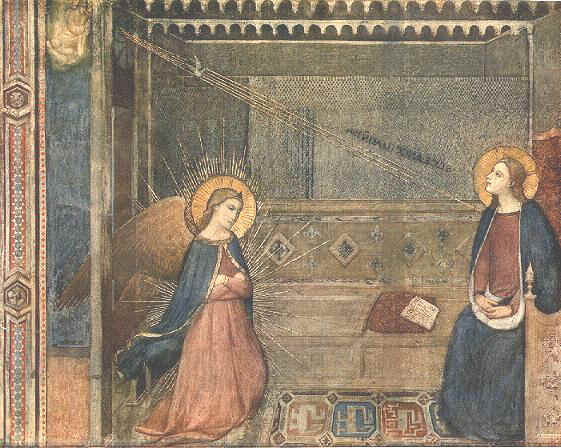 Santissima Annunziata - 1350 - Florence - Anonyme