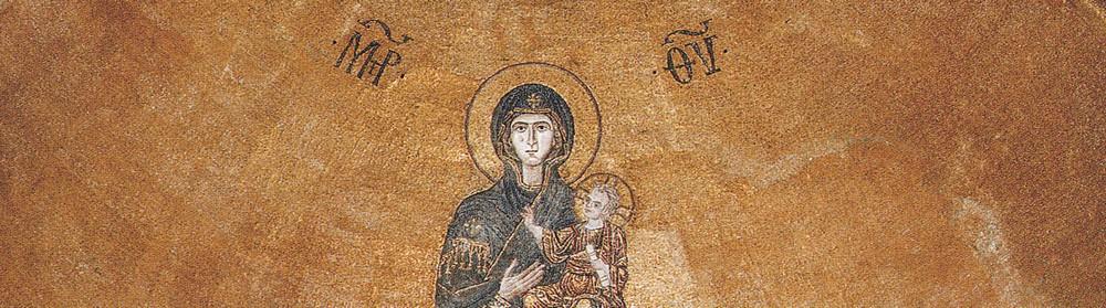 Fragments de peintures vénitiennes (1) : Cathédrale Santa Maria Assunta de Torcello