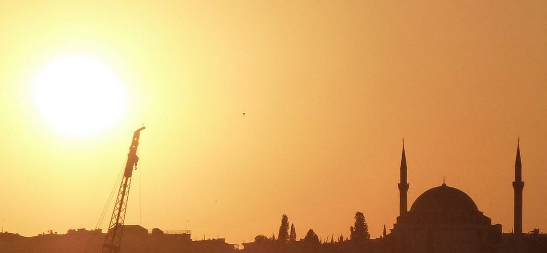 Dans la vapeur blanche des jours sans vent (Carnet de voyage en Turquie – 27 juillet) : Retour à Istanbul