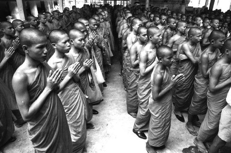 René Burri - Thaïlande - Bangkok - 1961